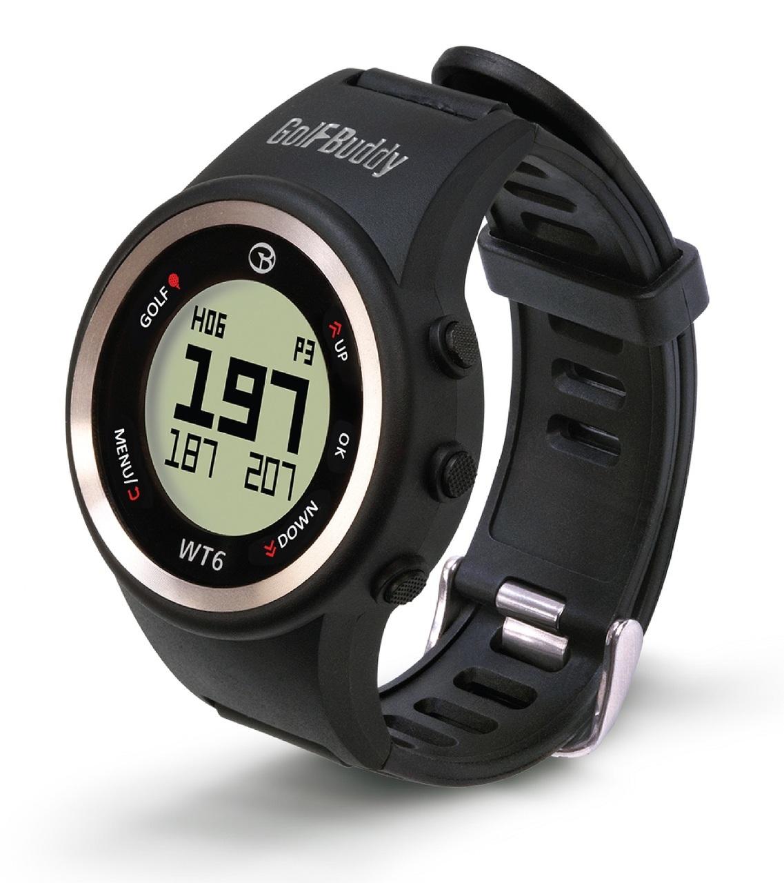 GolfBuddy - WT6 GPS Watch