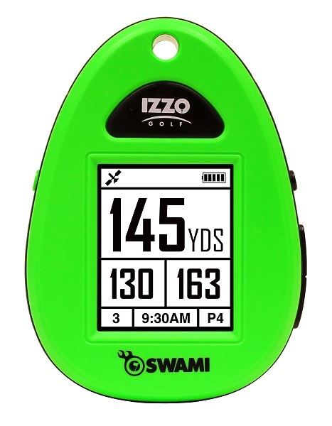 Izzo Golf - Swami Sport GPS Unit