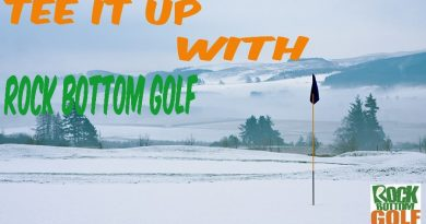 Tee It Up With Rock Bottom Golf – Winter Edition