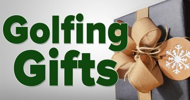 feature image - gift guide - golfing gifts 2018