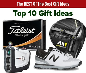 Top 10 Golfing Gift Ideas