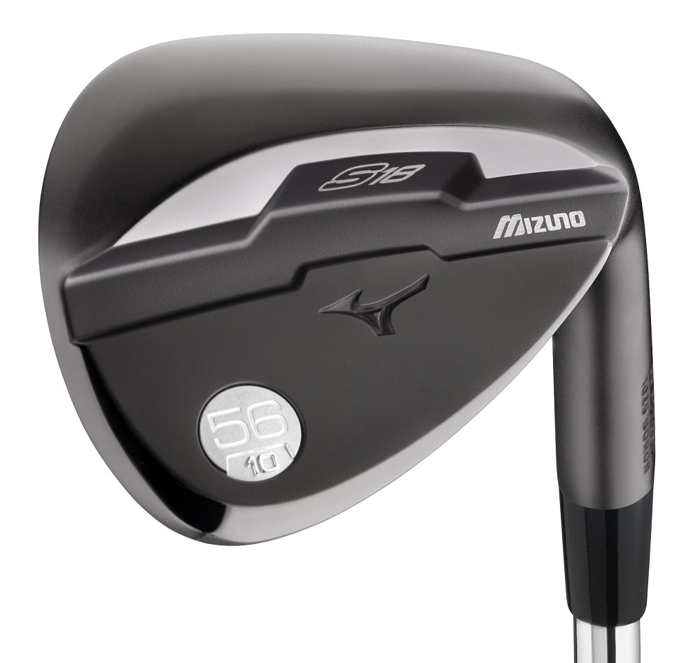 Gun Metal S18 Wedge - Mizuno