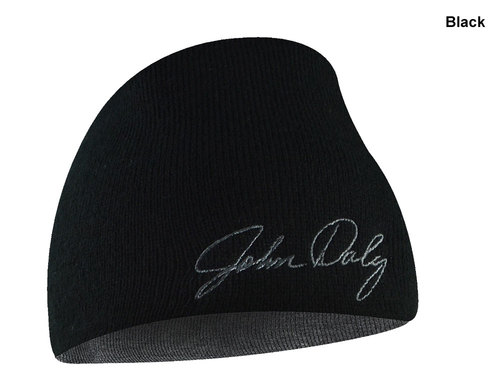 John Daly Golf Reversible Beanie