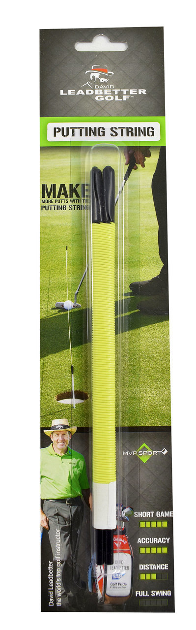 MVP Sport Golf Hotwire Putting String Training Aid