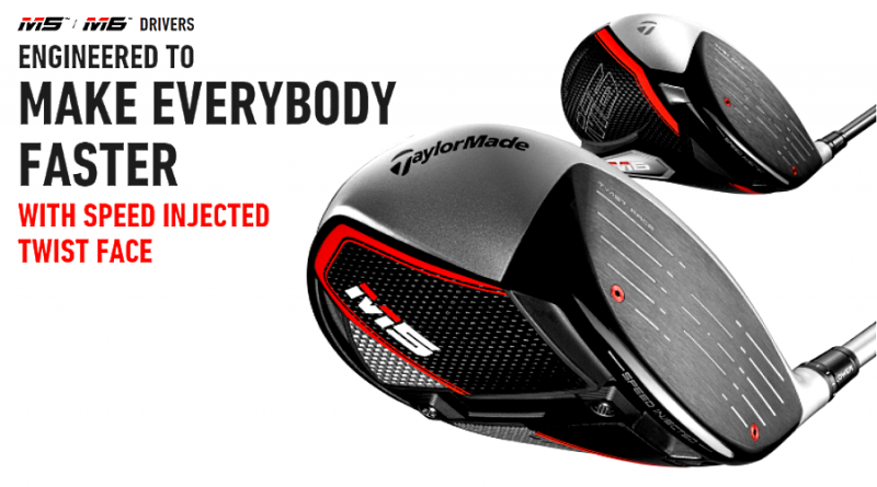 TaylorMade M5 & M6 Drivers featured image