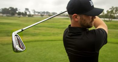 Cobra King F9 Irons product feature image