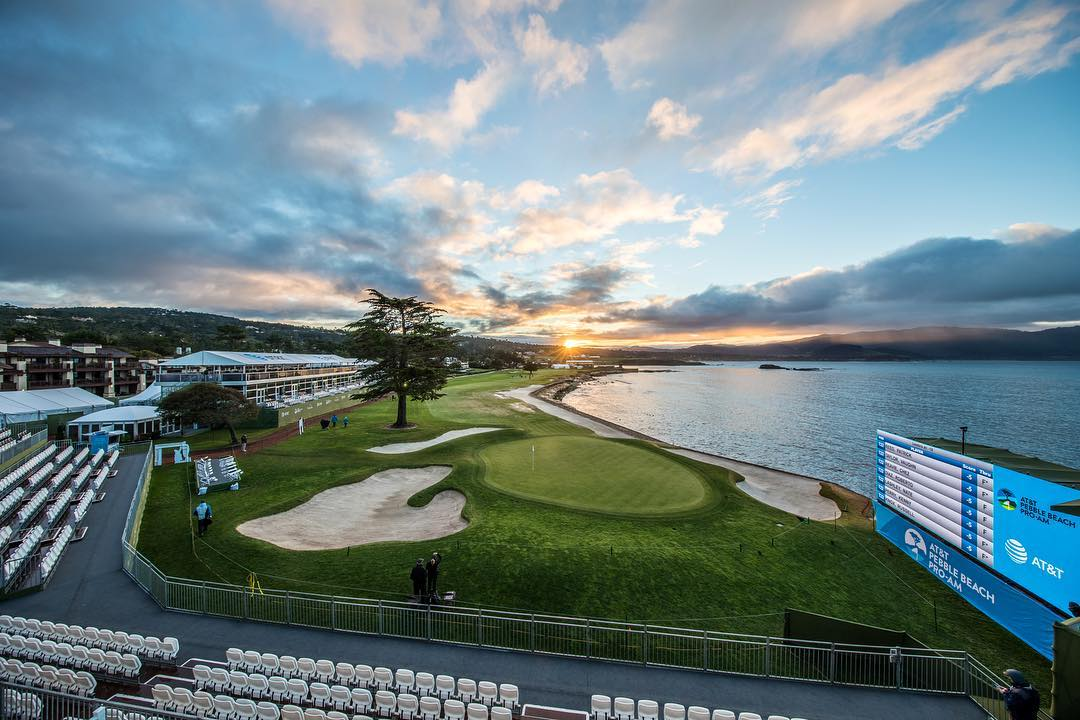 Tee It Up Recap-AT&T Pebble Beach Pro-Am