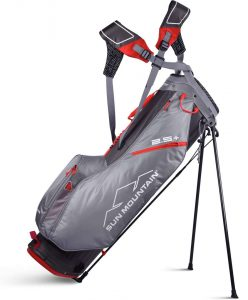 Clubhouse Finds-Sun Mountain 2.5+ Stand Bag