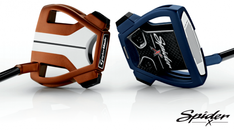 TaylorMade Spider X Putter feature hero image