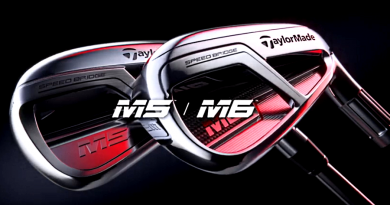 TaylorMade m5 m6 irons feature hero image