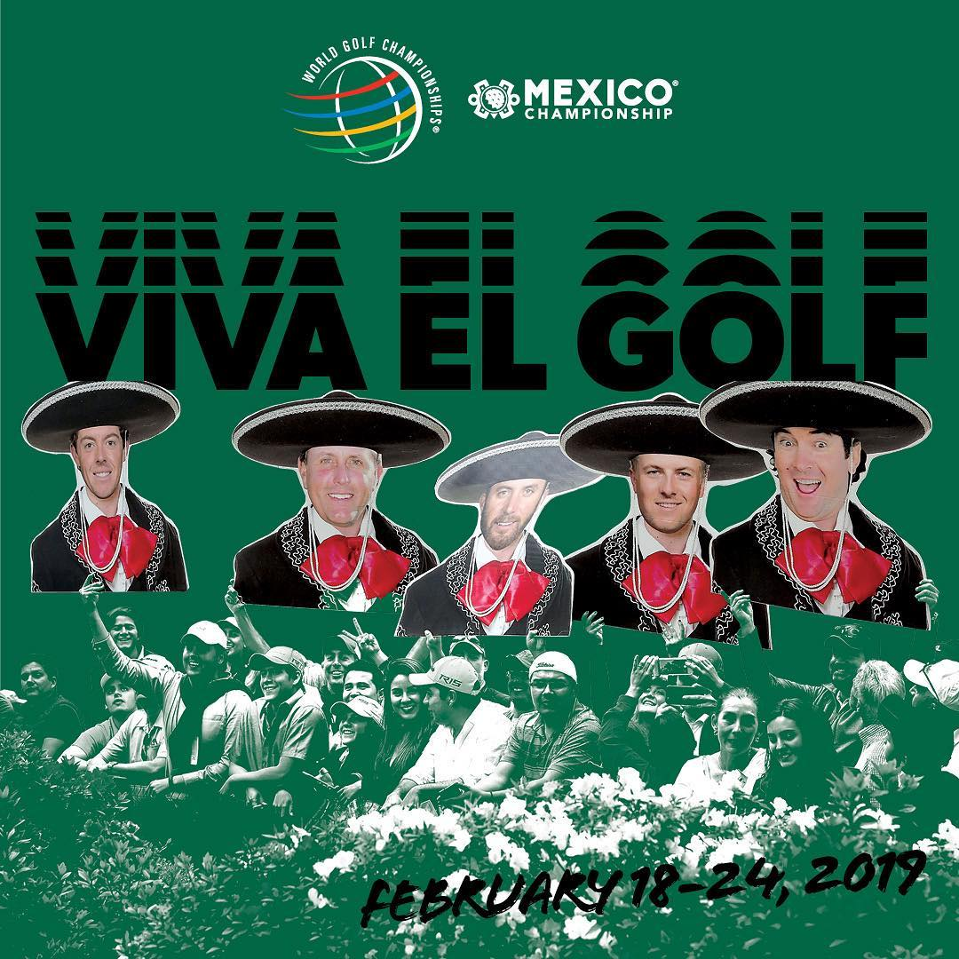 Tee It Up Preview-WGC Mexico Championship
