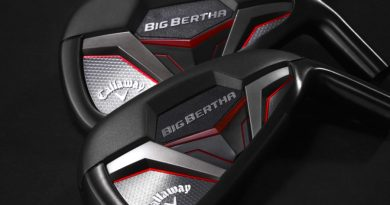 New Callaway Big Bertha Irons Spotlight