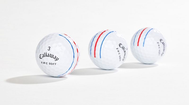 Callaway ERC soft golf balls feature hero image 02