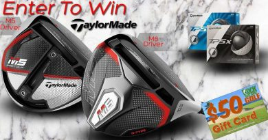 Enter to Rock Bottom Golf's March Giveaway!