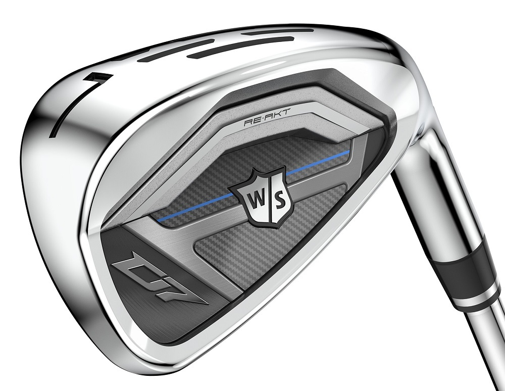 Graphite Left Handed D7 Irons