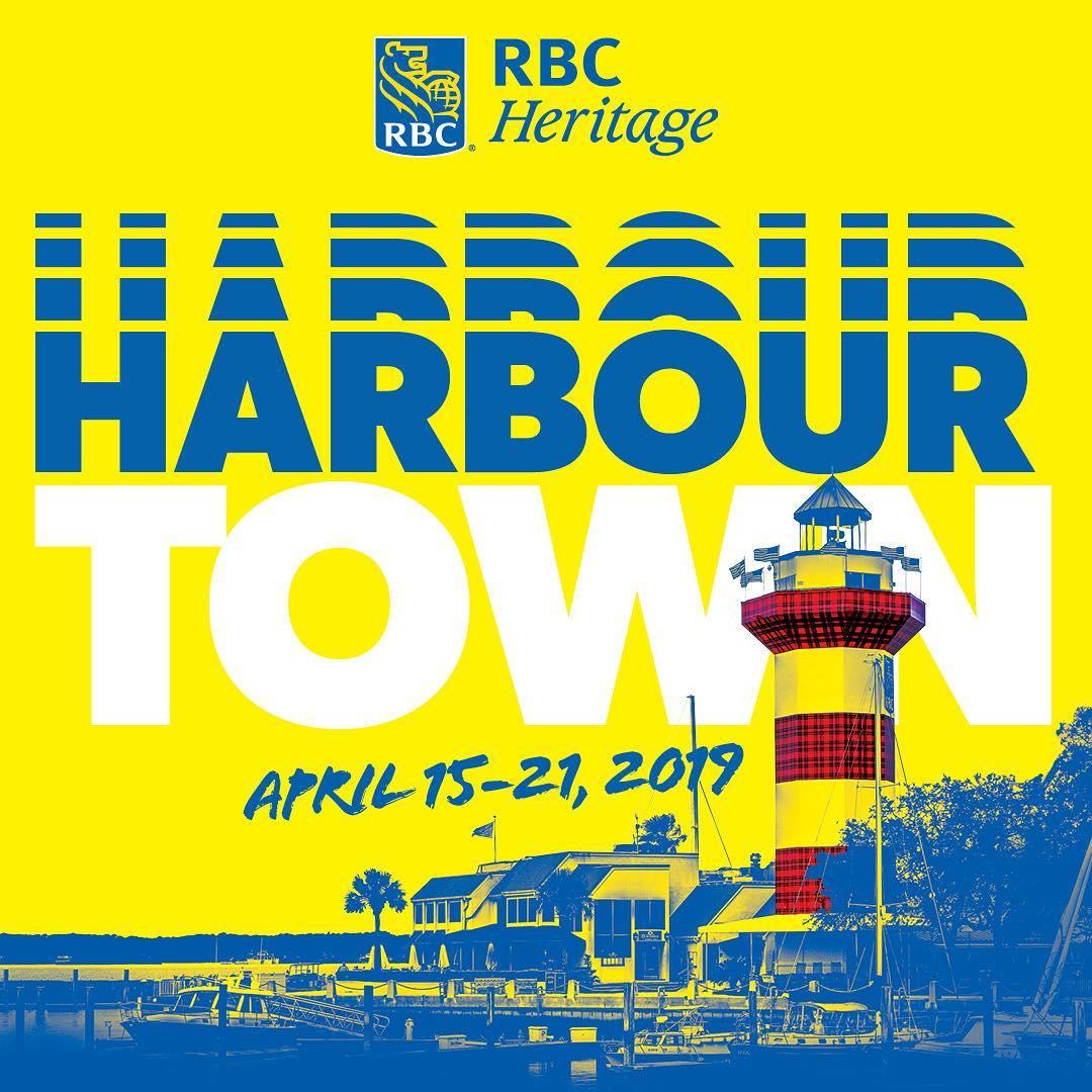 Tee It Up-RBC Heritage