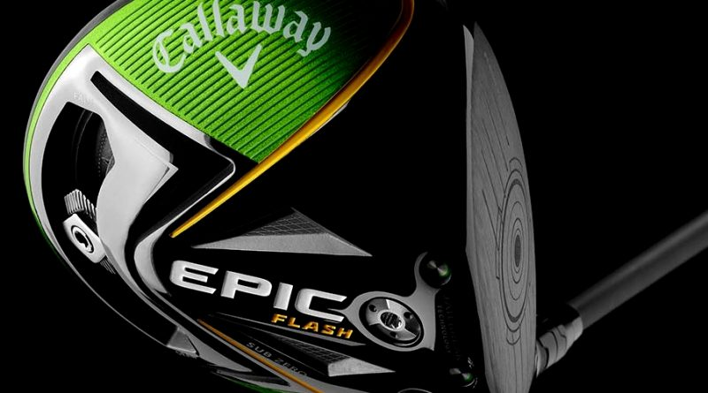 long version Callaway EPIC Flash sub zero feature hero image crop