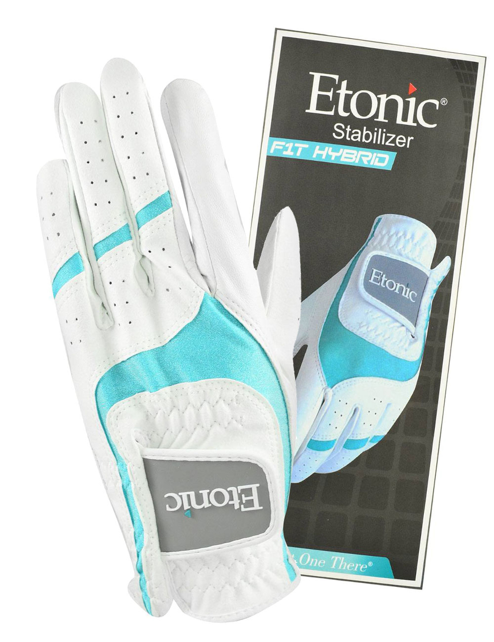 Etonic Golf- Ladies LLH Stabilizer F1T Hybrid Glove