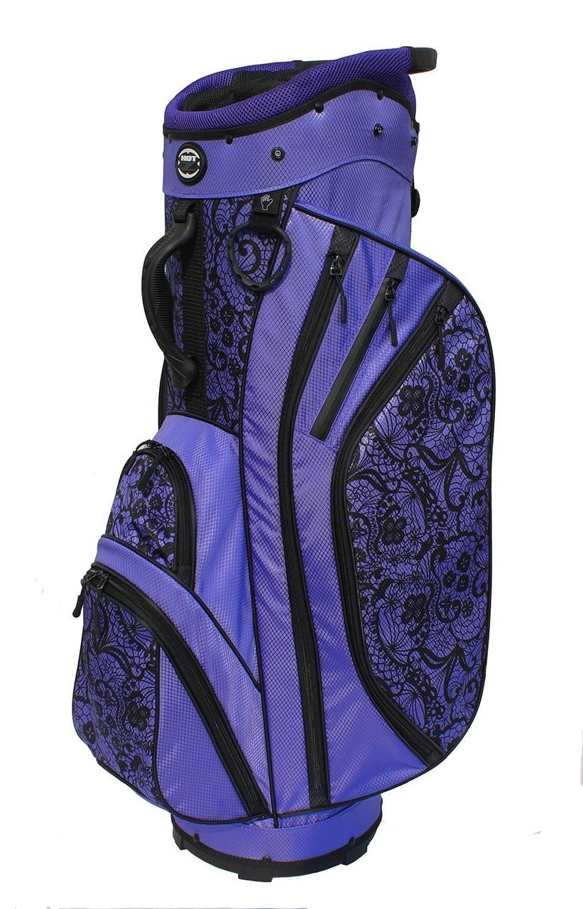 Hot-Z Golf Ladies 3.5 Lace Cart Bag
