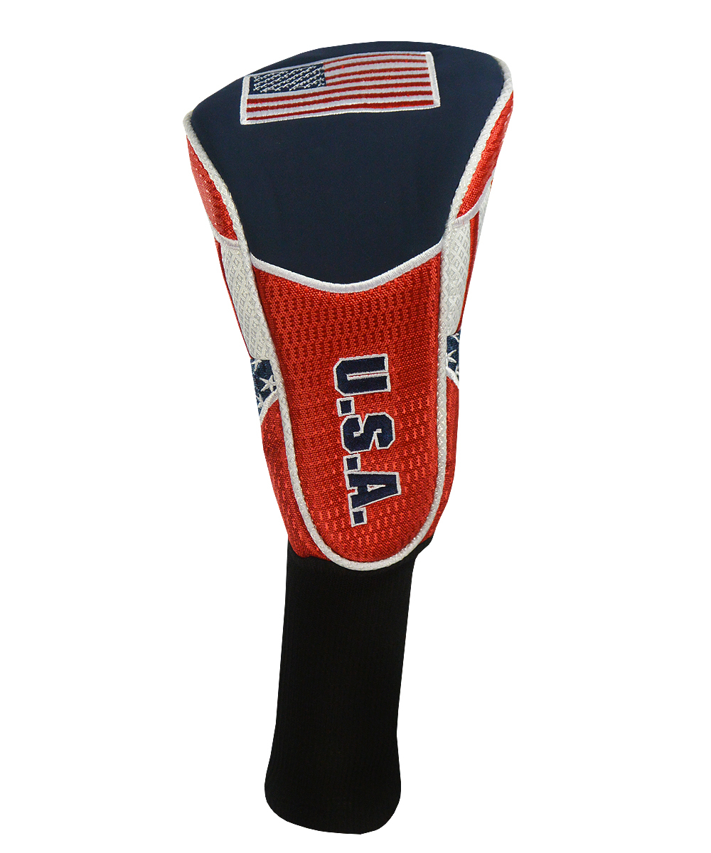 National Flag Driver Headcover USA - Hot-Z Golf