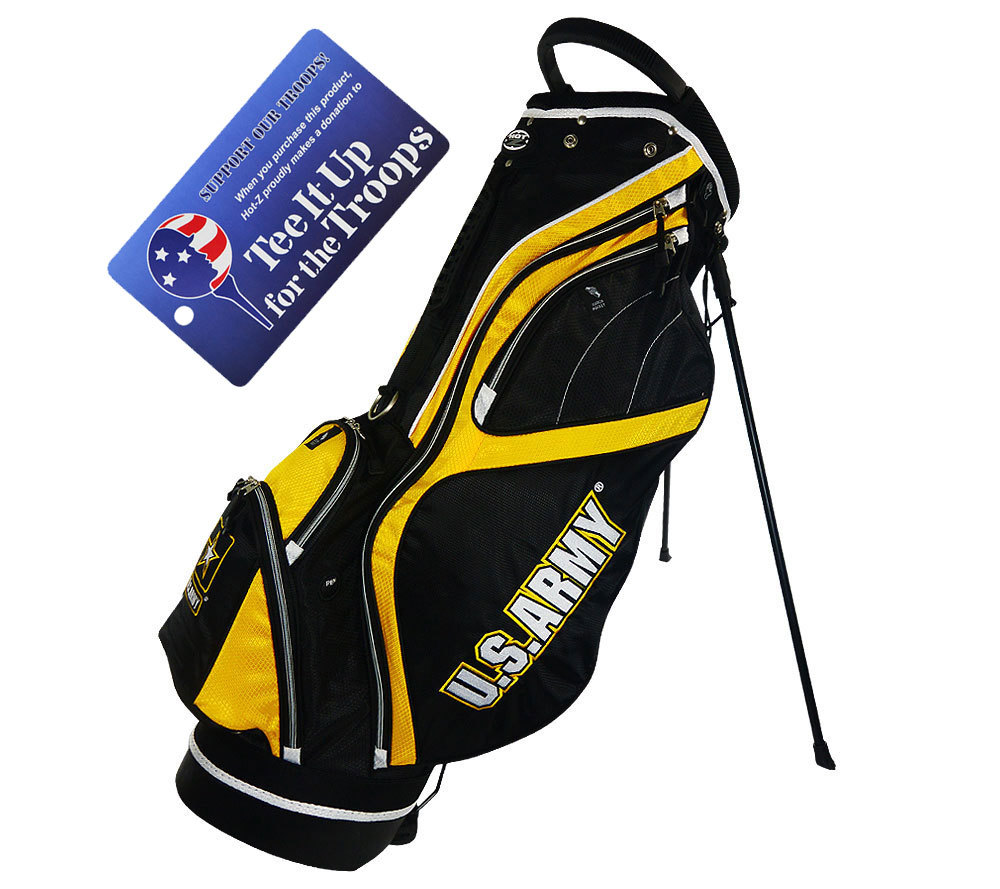 Army Stand Bag - Hot-Z Golf