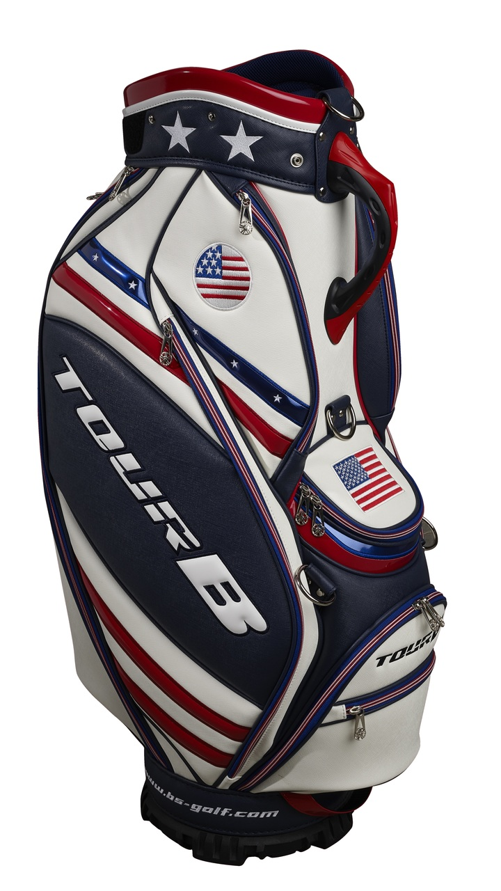 Bridgestone Golf- USA Staff Bag