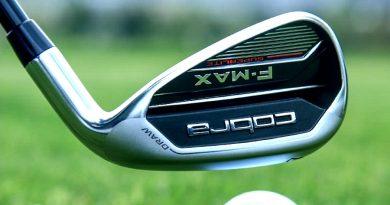 Cobra Golf F-Max Superlite Irons feature hero image