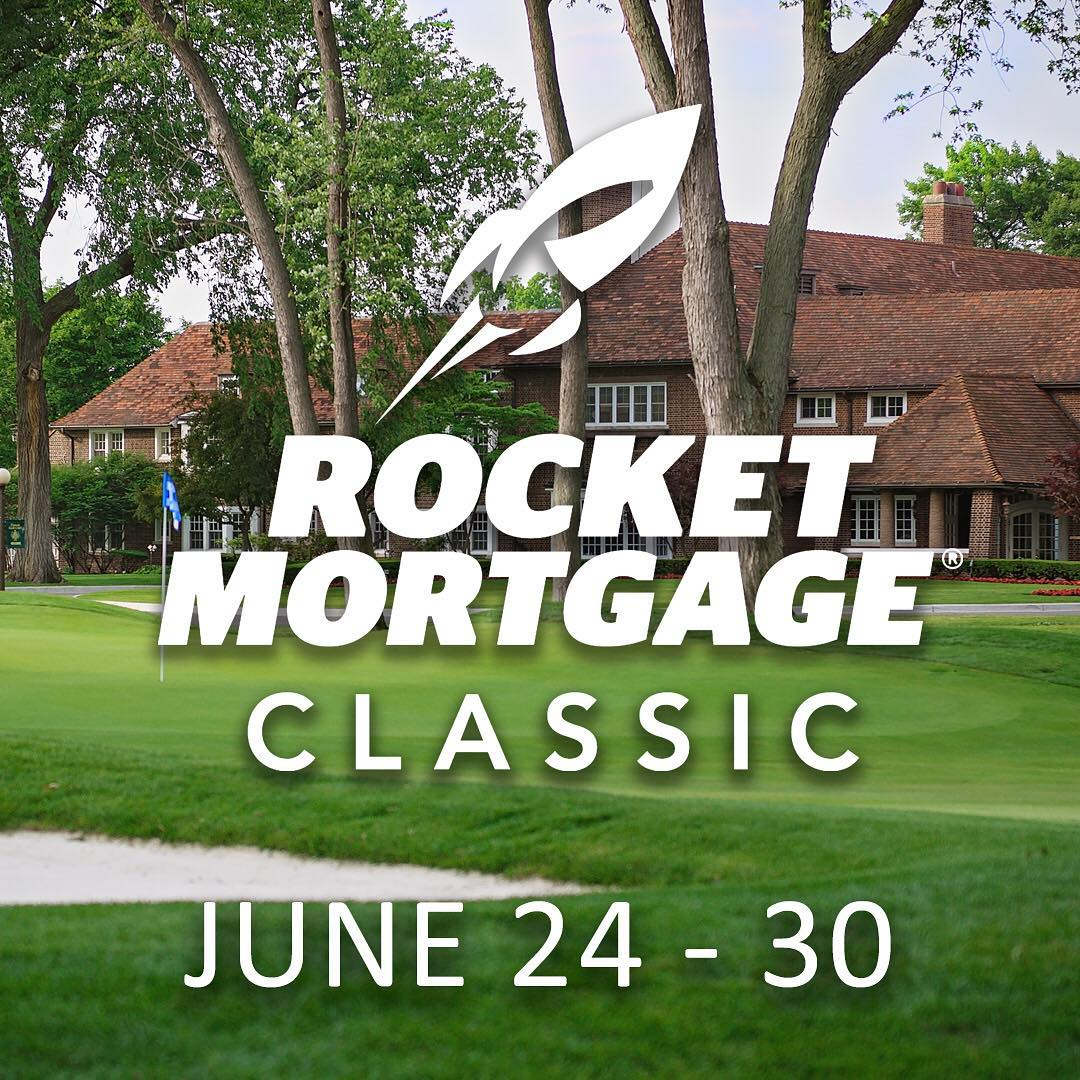 On The Range-Rocket Mortgage Classic
