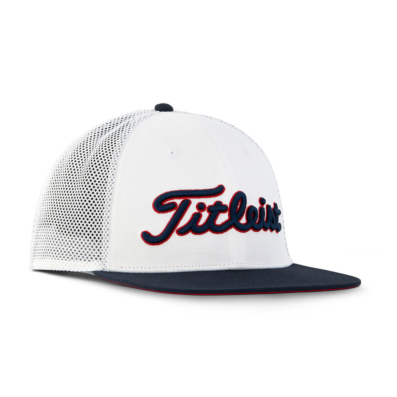 Titleist Golf- Stars & Stripes Tour Flat Bill Mesh Hat
