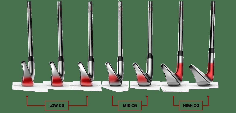 Optimized CG - Cobra F-MAX Irons