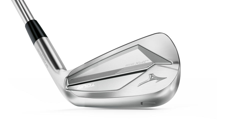 Mizuno JPX 919 Iron product image from the back for feature section