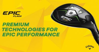 Callaway Epic Flash Hybrid banner image for hero feature spot