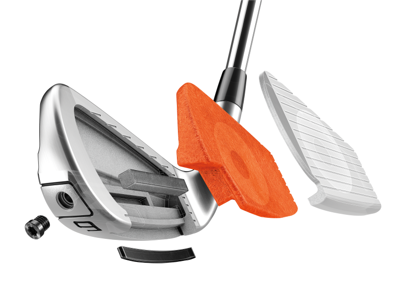 TaylorMade 2019 P790 irons exploded tech image for feature section
