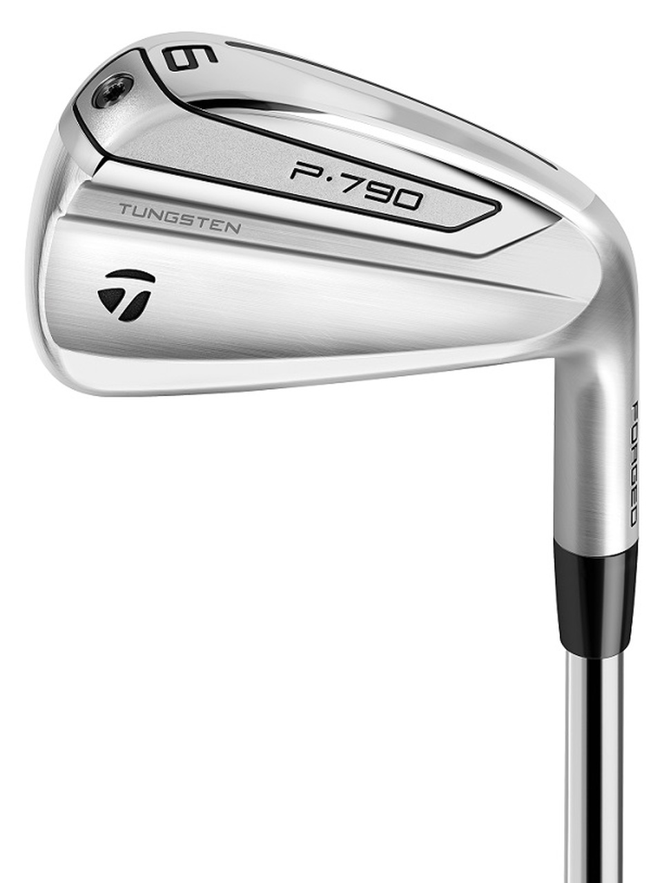 Left Handed P790 Irons Graphite