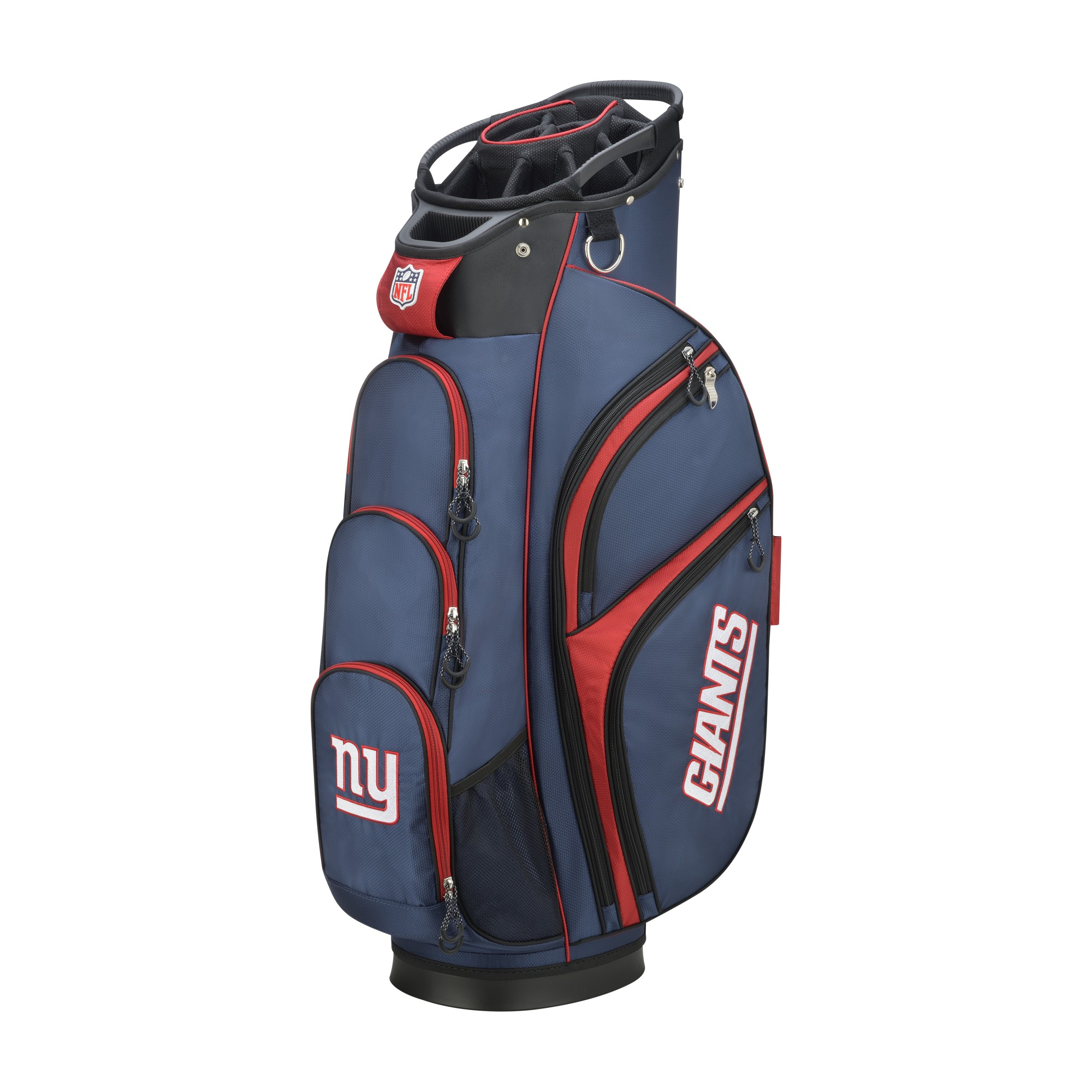 New York Giants NFL Golf Equipment - golf cart bag