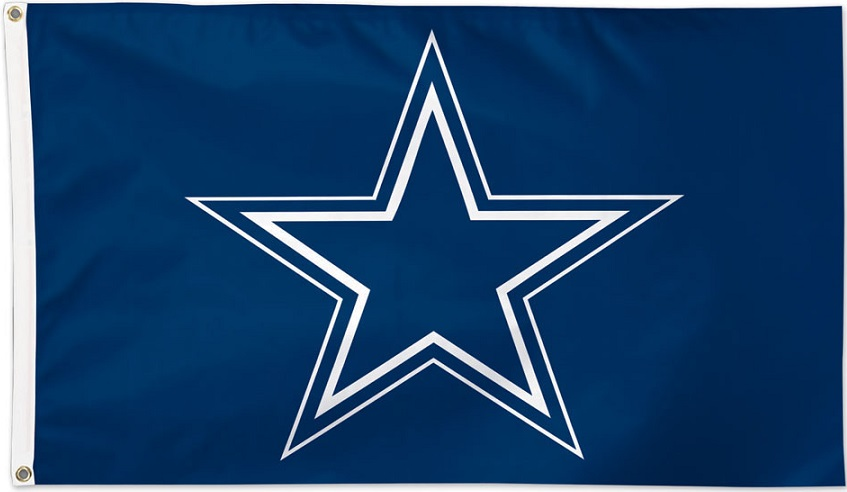 Dallas Cowboys NFL Golf Equipment - team flag