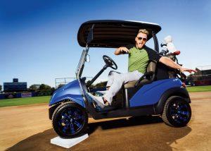 On The Range-MLB Golfers