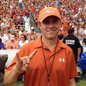 On The Range-PGA Golfers & College Football Fans