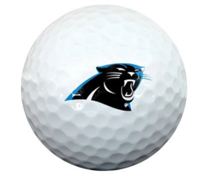 Carolina Panthers - NFL Football logoed golfing gear