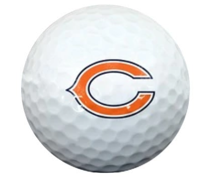 Chicago Bears - NFL Football logoed golfing gear