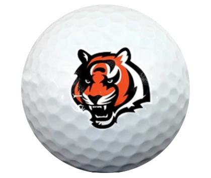 Cincinnati Bengals - NFL Football logoed golfing gear