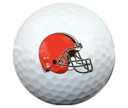 Cleveland Browns - NFL Football logoed golfing gear