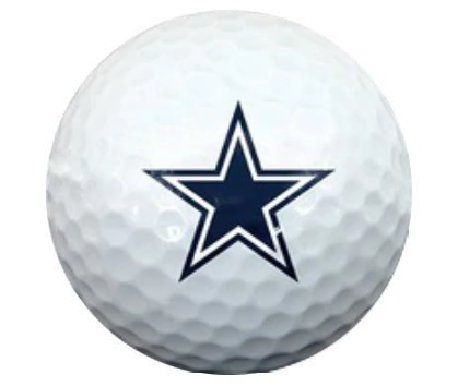 Dallas Cowboys NFL Golf Equipment products section image