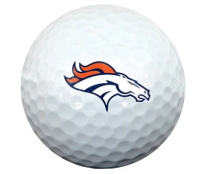 Denver Broncos - NFL Football logoed golfing gear