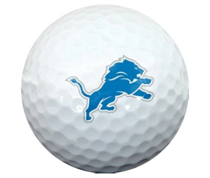 Detroit Lions - NFL Football logoed golfing gear