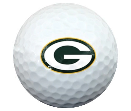 Green Bay Packers - NFL Football logoed golfing gear