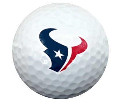 Houston Texans - NFL Football logoed golfing gear