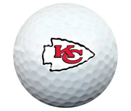 Kansas City Chiefs - NFL Football logoed golfing gear