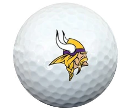 Minnesota Vikings - NFL Football logoed golfing gear