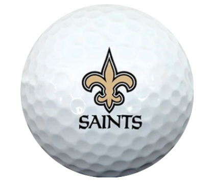 New Orleans Saints - NFL Football logoed golfing gear